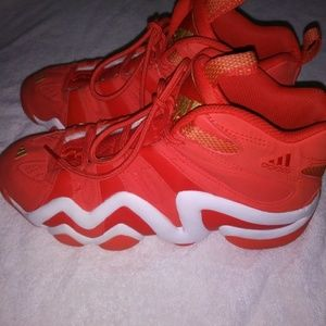 buy popular f9b86 0376b adidas Shoes - Adidas Crazy 8 Kids Shoes Boys Size 7